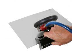 metal deburring tool. turbo-burr® pneumatic deburring tool metal